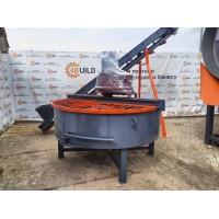 Примусовий бетонозмішувач БП-750