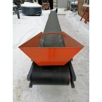 Стрічковий конвеєр, транспортер ЛТ-10-500