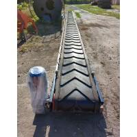 Конвеєр для важких сипучих матеріалів ЛК-12-600