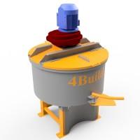 Примусовий бетонозмішувач БП-150