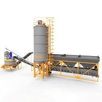 Стаціонарний бетонний завод 4BUILD STANDART