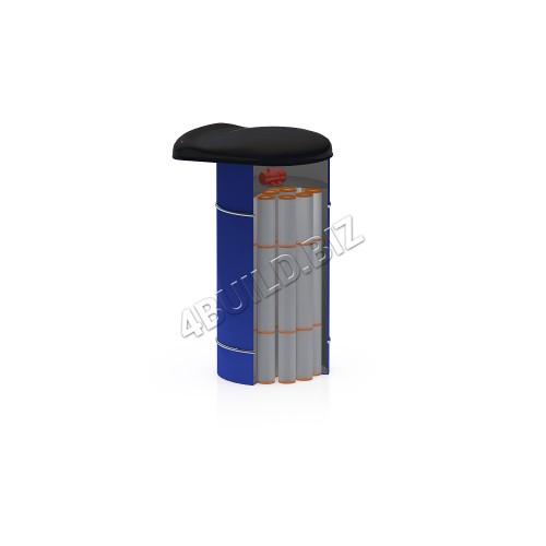 Фільтр цементу з віброочисткою FCS-24