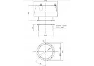 Аварійний клапан скидання тиску VDS273