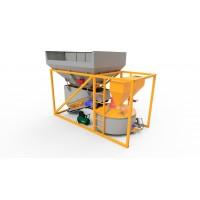 Мобільний бетонний завод 4BUILD COMPACT-45
