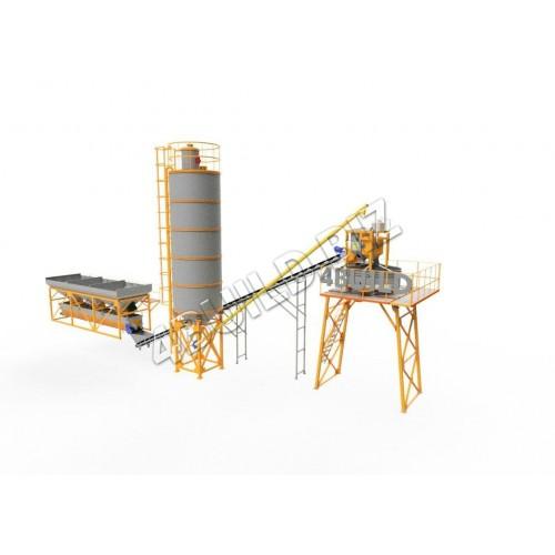 Бетонний завод 4BUILD Energy TAPE - 25