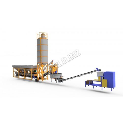Бетонний завод SuperBuild-25