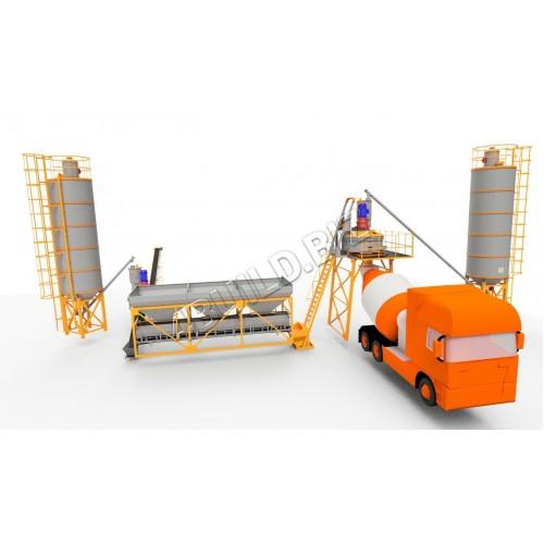 Лінія 4BUILD MAXIMUM з виробництва товарного бетону